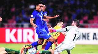 Watch Thailand vs India live Stream Today 6/1/2019 online AFC Asian Cup