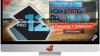 VMWARE WORKSTATION PRO 12.1.0 FULL
