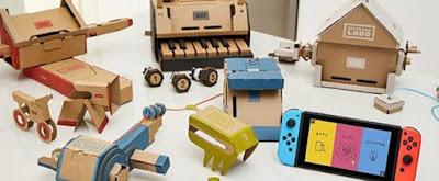 Nintendo Labo para Switch