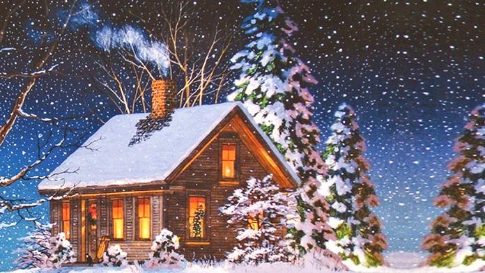 La vera storia dell'albero di Natale - Anonimo