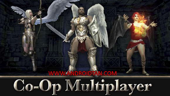 Angel Sword Mod Apk 3D RPG Unlimited Money