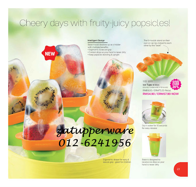 Tupperware Catalogue 1st April - 14th May 2017