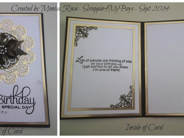 Card creation post