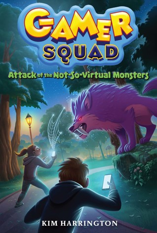 Attack of the Not-So-Virtual Monsters book cover