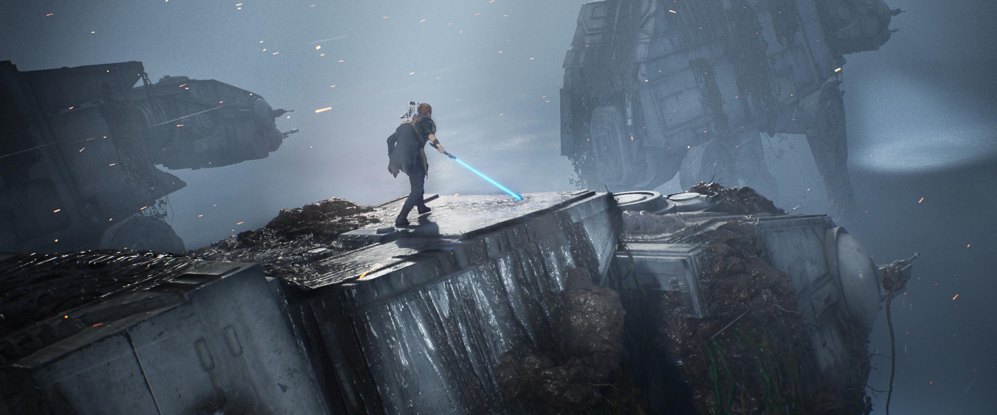 Star Wars Jedi Fallen Order 4k Wallpaper 20