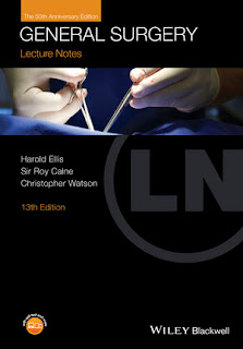 Lecture Notes: General Surgery - 13th Edition