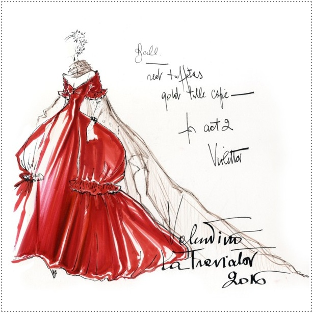 La Traviata por Sofia Coppola e Maison Valentino