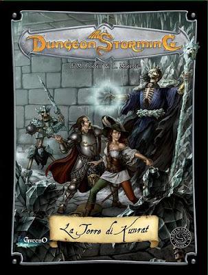 [RECENSIONE] Dungeon Storming - La Torre di Kunrat