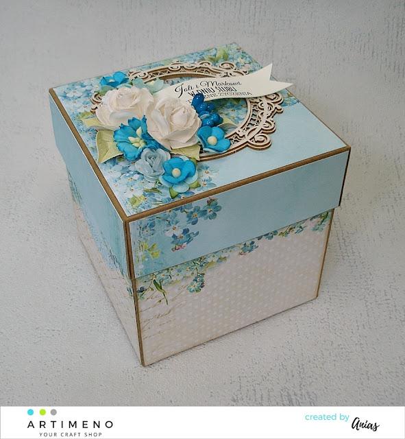pudełko zamknięte
