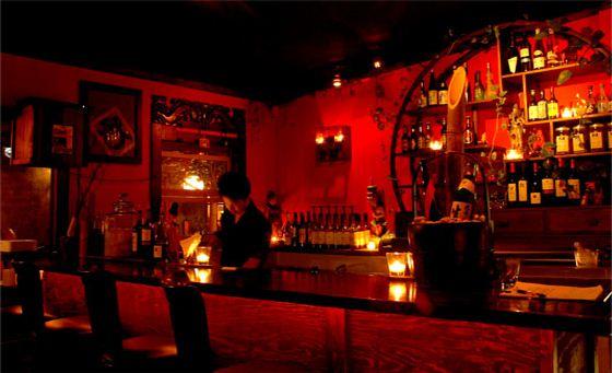 Asian bar tapas yatai remarkable