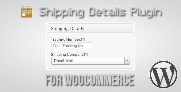 Free download Shipping Details Plugin for WooCommerce (Codecanyon