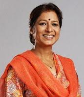Alka Amin Pemeran Asha Batra di Pardes ANTV
