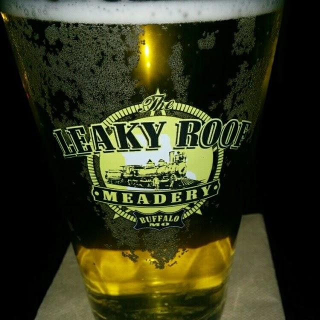 Arkansas Beer Scene Welcome To Arkansas Leaky Roof Meadery