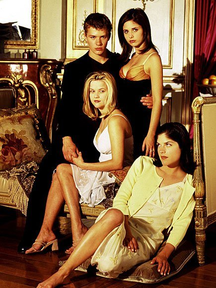 Cruel Intentions Is BACK - #IHeartHollywood