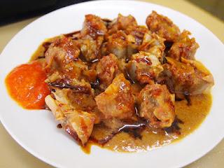 Batagor Goreng, Batagor Tahu, Batagor Bumbu Kacang