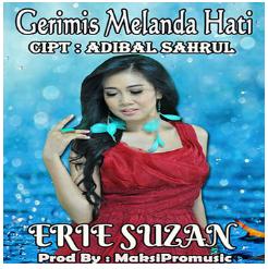Download Lagu Erie Suzan - Gerimis Melanda Hati Mp3 Single Terbaru