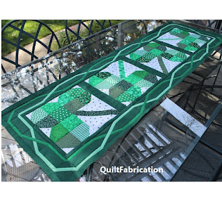 Irish-Chain-Table-Runner-Border-Quilt-Pattern