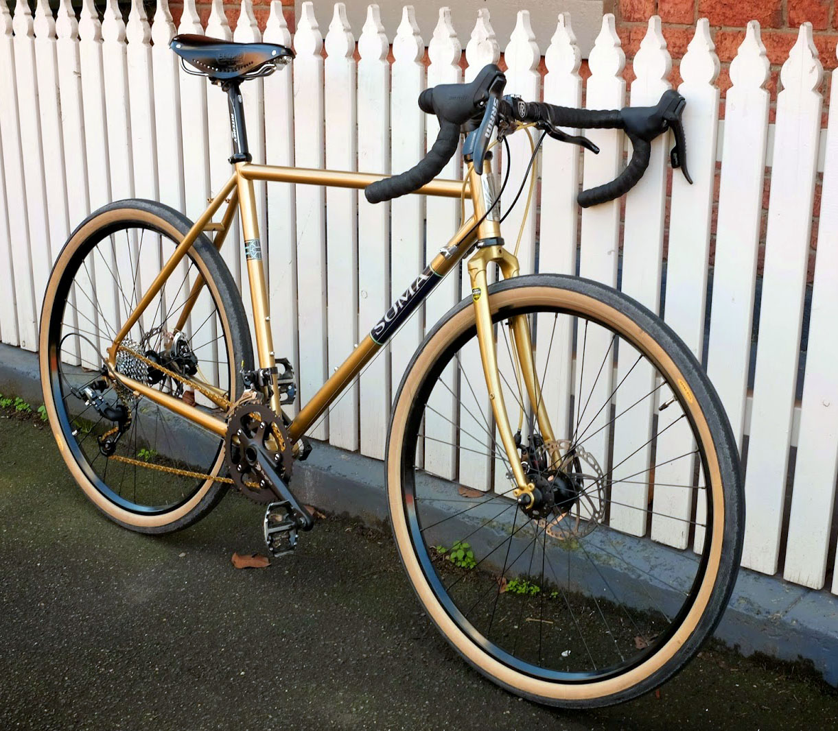 The Soma Blog: Guide to 650B Conversions on Soma Frames