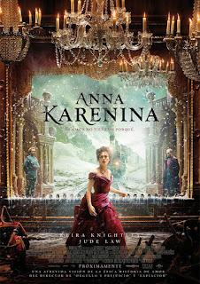Cartel: Anna Karenina (2012)