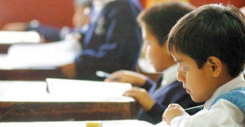 RESULTADOS ECE 2016: En matemática, Apurímac logró un promedio mayor que Lima Metropolitana - DRELM