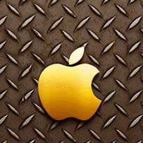 Iphone Gold Wallpaper Hd