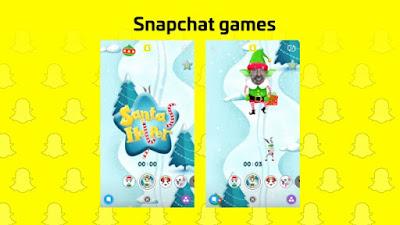 "Fitur Terbaru SnapChat, ""Filter Games"""