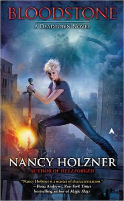 Interview with Nancy Holzner and Giveaway - September 21, 2011