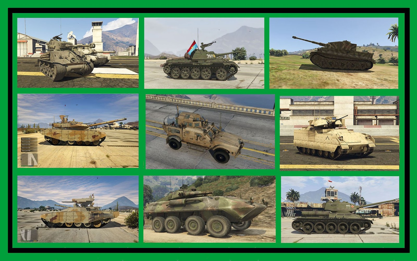 GamesMods17 : Armored Vehicles Pack [Add-On] GTA5