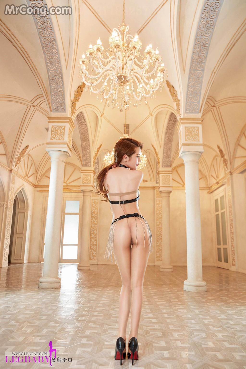 LegBaby B001: Người mẫu Qiao Ke Han (乔柯涵) (51 ảnh)