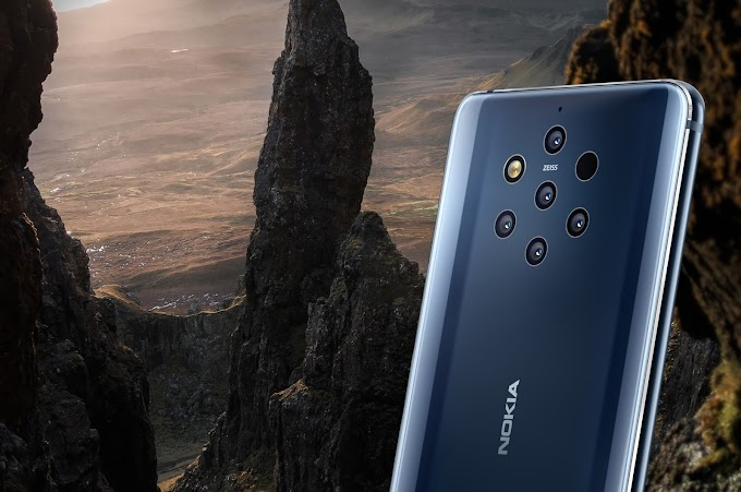 PureView Returns | The gamechanger Nokia 9 PureView with 5 Cameras goes Official. All Specs, Price and Availability details inside.