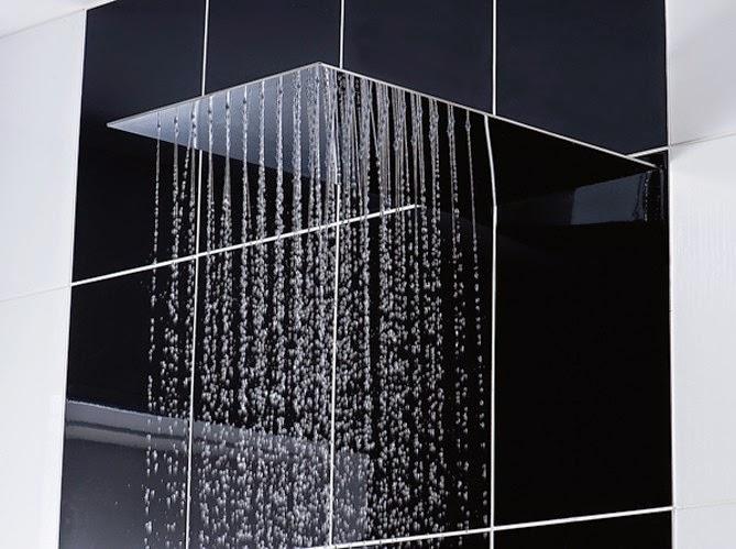 Pics For > High Tech Shower