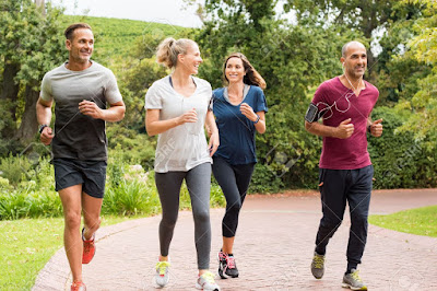 Jogging - aerobic exercises and their benefits - meraki