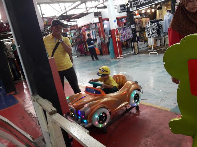 Kilang Bateri - Tempat Makan Menarik di Johor Bahru