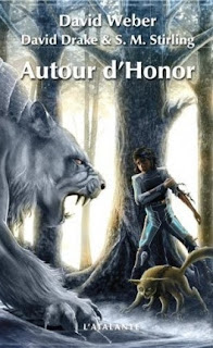 Autour d'Honor - Nouvelles de l'univers d'Honor Harrington (T01) de David Weber, David Drake et S. M. Stirling