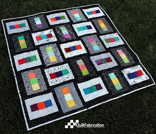 Licorice Medley quilt