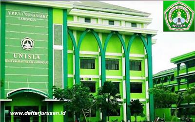 Daftar Fakultas dan Program Studi UNISLA Universitas Islam Lamongan