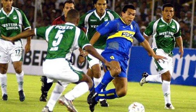 Deportivo Cali vs Boca Juniors en vivo