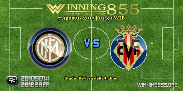 Prediksi Skor Inter Milan vs Villarreal