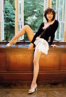 Shiraishi Miho 白石美帆 Photos