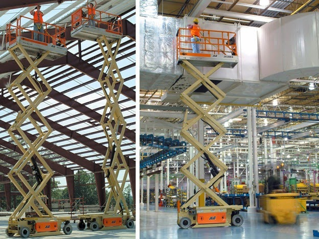 JLG 2630ES Scissor Lifts