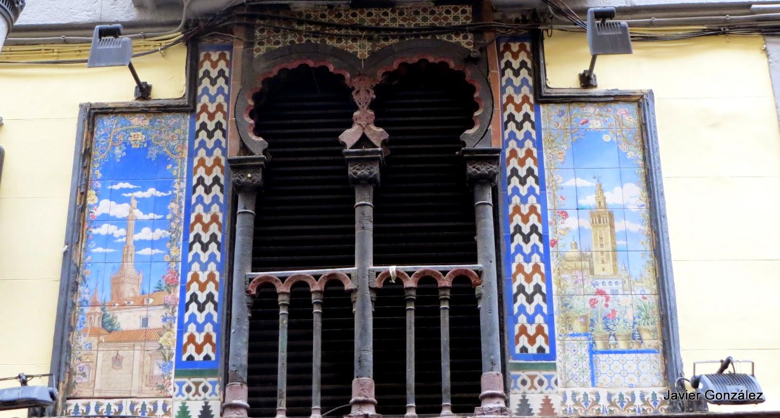 El Burladero. Copas. Ambiente taurino y flamenco. Madrid