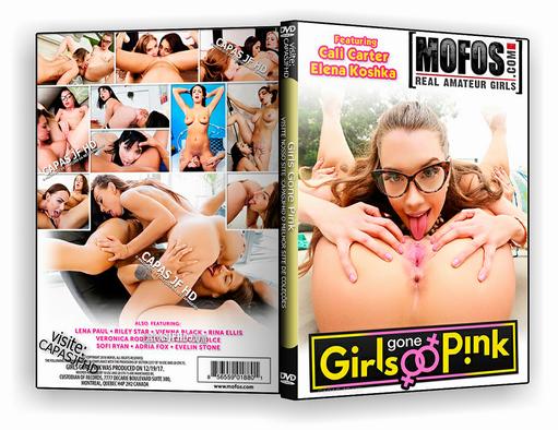 DVD – Girls Gone Pink XXX 2018 – ISO