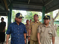 Wagub Kunjungi SMKPP Bima, Janji Datangkan Bantuan Lebih Besar