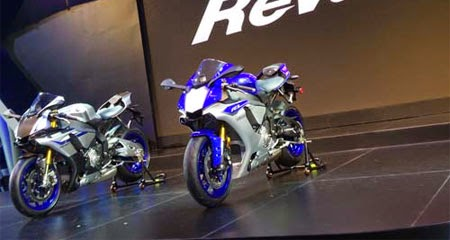 Teknologi Yamaha R1 dan R1M