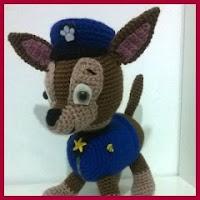 Chase de la patrulla canina