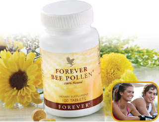 Health benefit of Forever Bee Pollen
