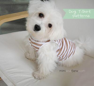 Dog T shirt pattern | FREE PDF DOWNLOAD