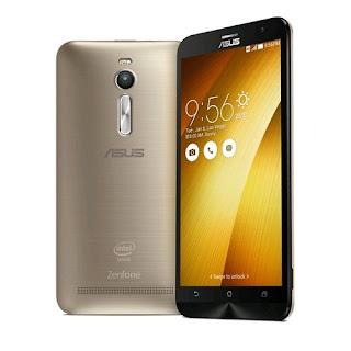 Cara Asus Zenfone 2 ZE551ML