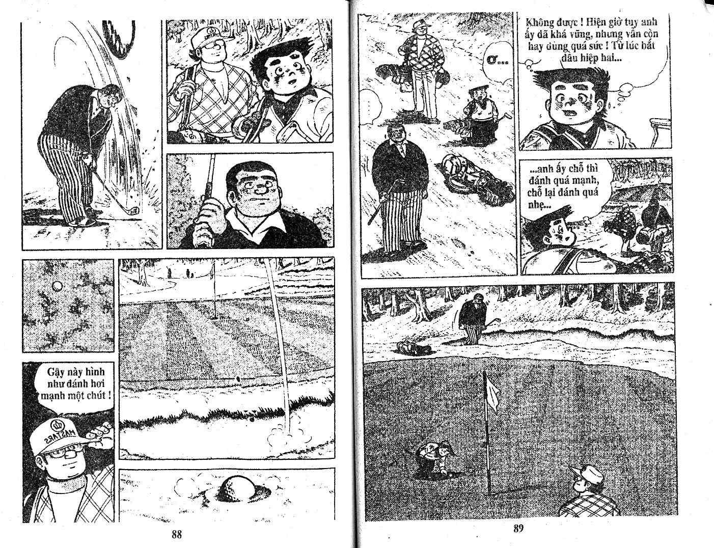 Ashita Tenki ni Naare chapter 18 trang 42