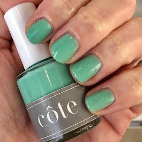 côte, nail salon, Brentwood, Los Angeles, Salon and Spa Directory, nails, nail polish, nail lacquer, nail varnish, manicure, pedicure, côte No 63